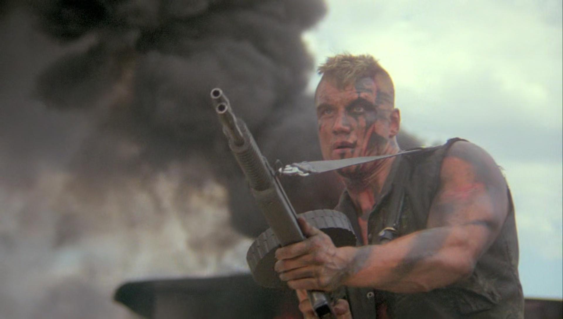 LE SCORPION ROUGE (Red Scorpion) de Joseph Zito (1988)