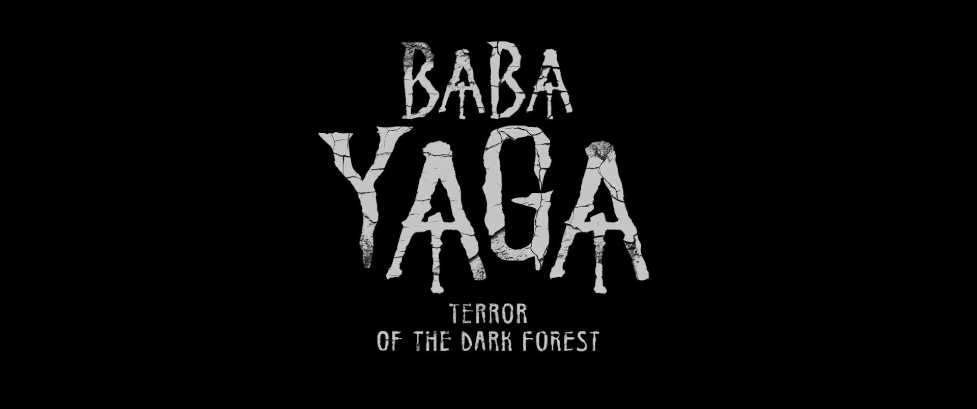 BABA YAGA: TERROR OF THE DARK FOREST (Яга. Кошмар тёмного леса) de Svyatoslav Podgaevsky (2020)