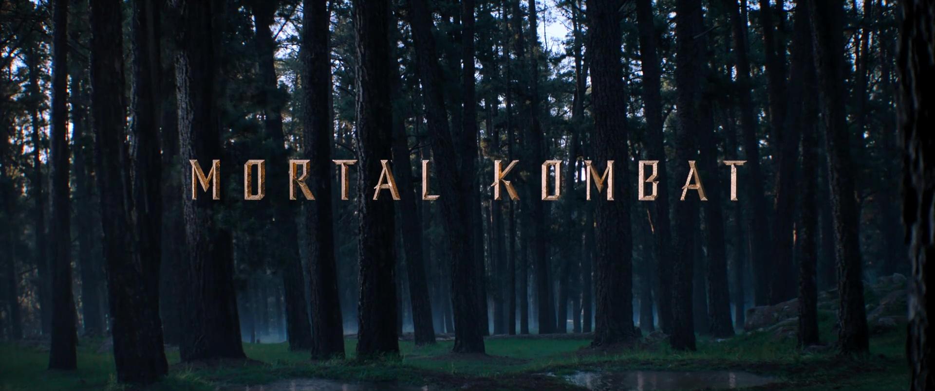 MORTAL KOMBAT de Simon McQuoid (2021)