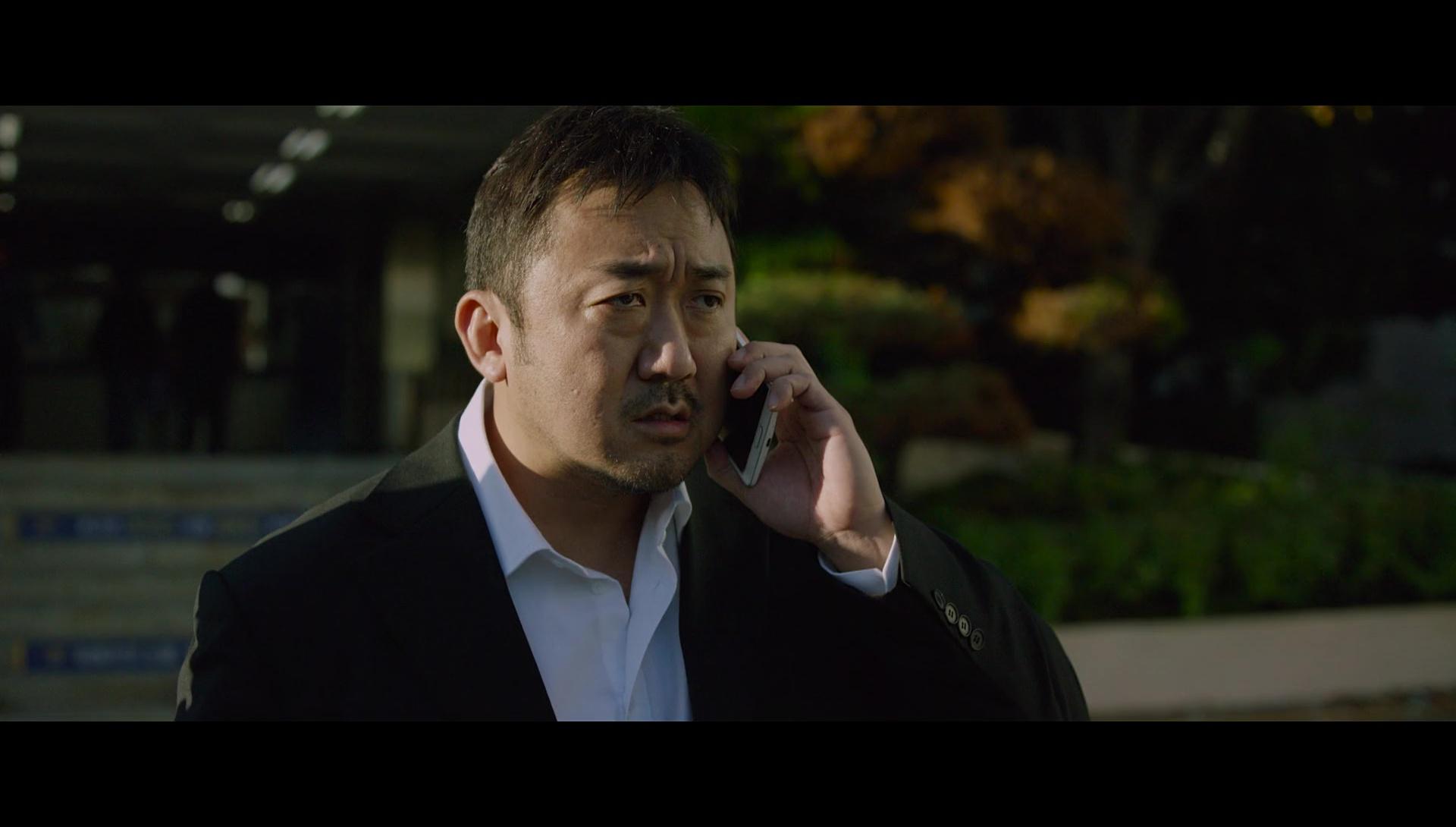 UNSTOPPABLE (성난황소) de Kim Min-Ho (2018)
