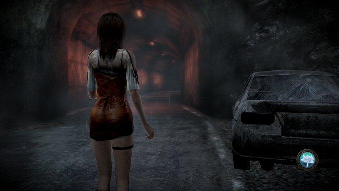 Project Zero : La Prêtresse des Eaux Noires (2015 – Survival Horror – Wii U)