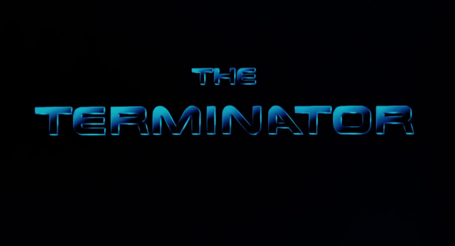 TERMINATOR de James Cameron (1984)