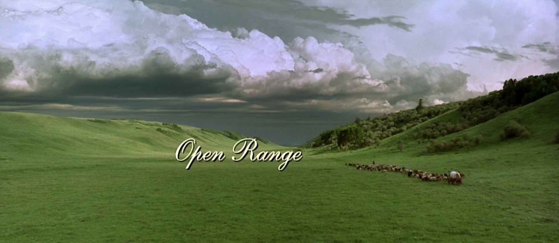 OPEN RANGE de Kevin Costner (2003)