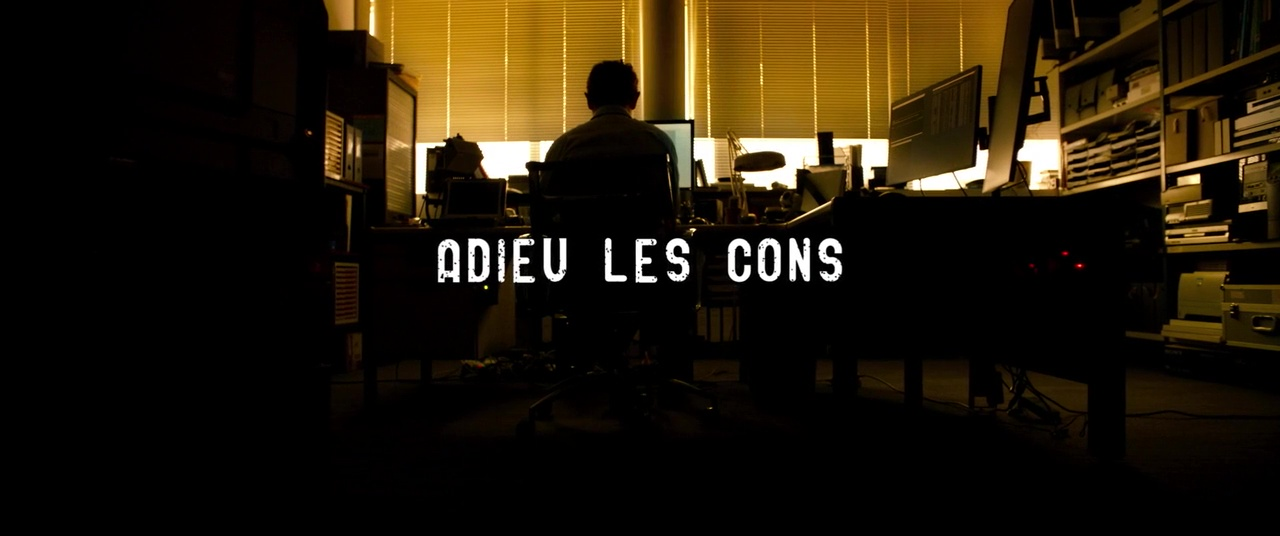 ADIEU LES CONS de Albert Dupontel (2020)