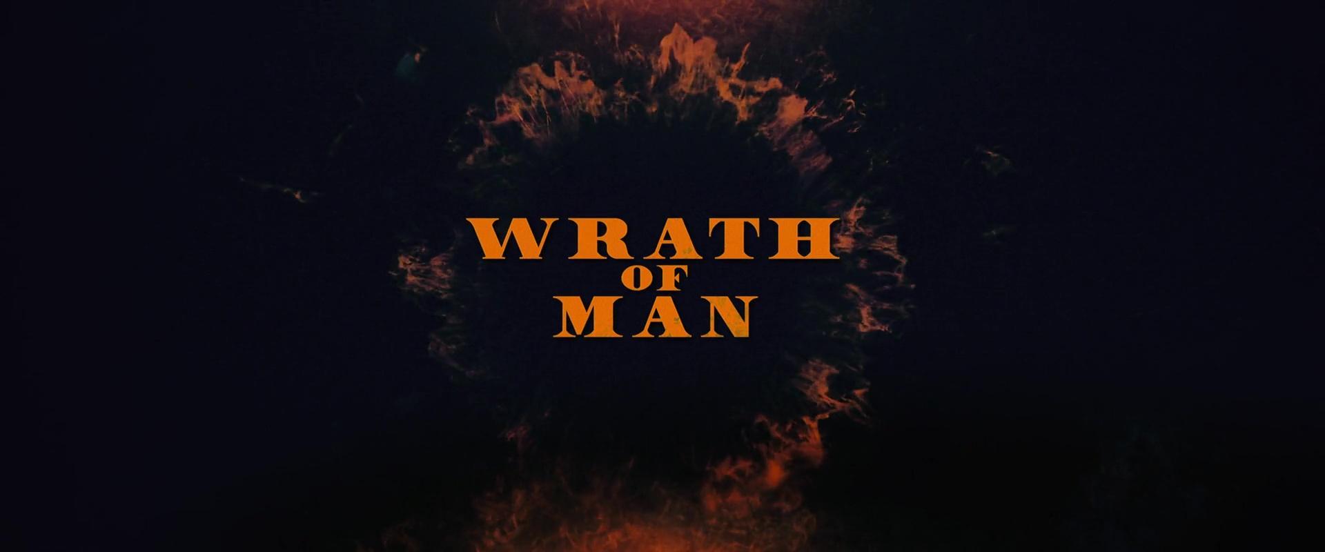 UN HOMME EN COLÈRE (Wrath of Man) de Guy Ritchie (2021)