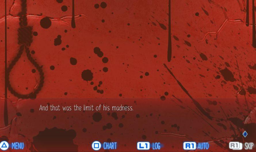 Raging Loop (2015 – Visual Novel – Playstation 4)