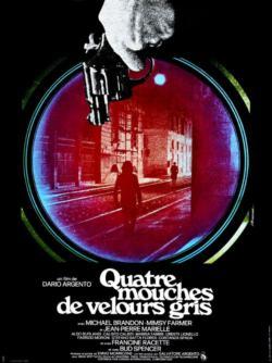 1971 4 Mouches de Velours Gris