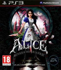 Alice Retour au Pays de la Folie