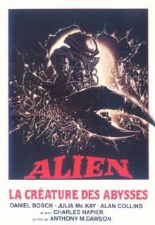 Alien la Créature des Abysses