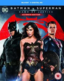 Batman V Superman Ultimate