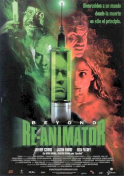 Beyond Reanimator pochette