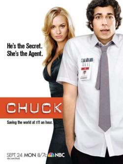 Chuck Série