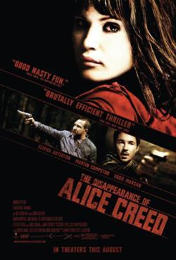 Disparition Alice Creed