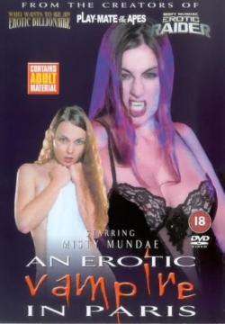Erotic Vampire in Paris