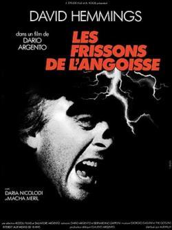 1975 Frissons de l'Angoisse
