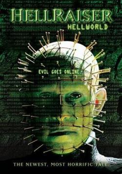 Hellraiser 08 Hellworld