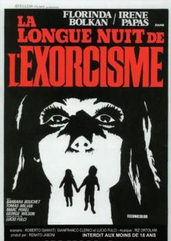 1972 Longue nuit de l'exorcisme