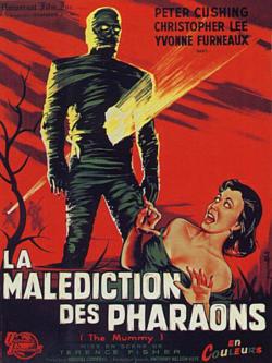 Malediction Pharaons