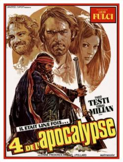 1975 Quatre de l'apocalypse
