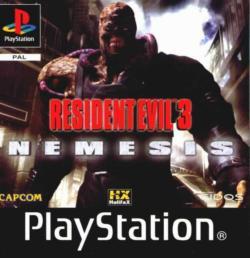 Resident Evil 3 Jeu